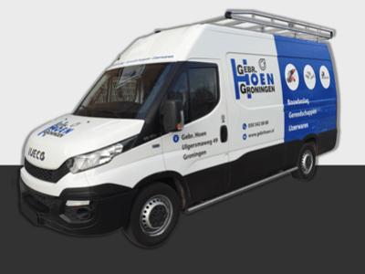 Gebroeders Hoen Bus Somogy Consultancy IT